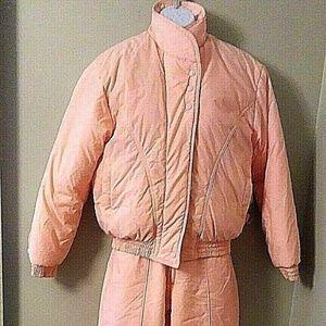 UAI Ski Suit Adult Size Jacket, Small - Pants, 10